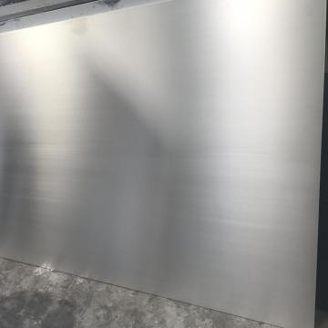 Aluminum plate for automotive