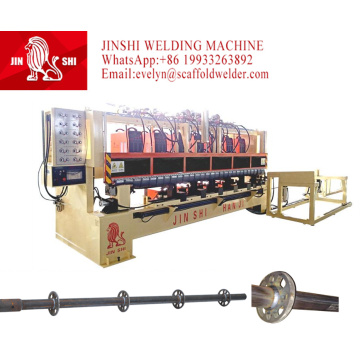 Advanced Ringlock Scaffolding Making Machine