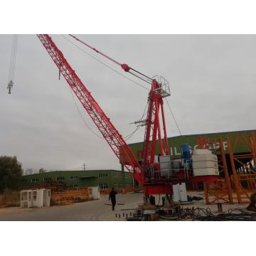 MC roof crane with max load 16ton