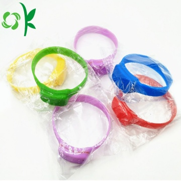 Fashion Mosquito Wristband Silicone Repellent Mosquito Bands