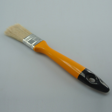 Plastic handle wall paint brush for building