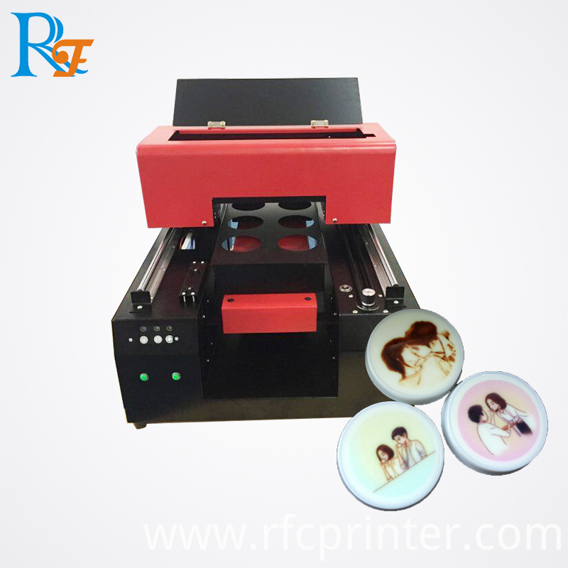 Cake Decorating 3d Printer