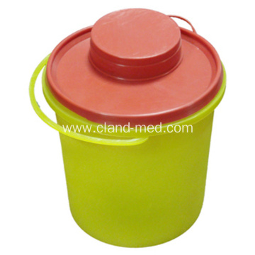 Disposable Medical Sharp Container 1.5L Plastic