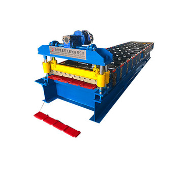 Certificated trapezoidal Roofing Tile Roll Forming Machine