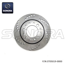 BT125T-2 Rear brake disc (P/N: ST05019-0000) Top Quality