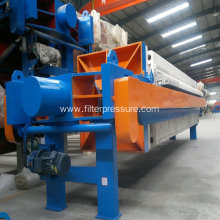 Compressive Plate Frame Seaweed Filter Press
