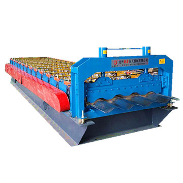 PPGL container panel roll forming machine for sale