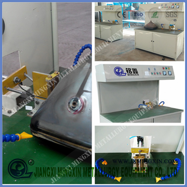 TV Moniter Heating Cutting Machine