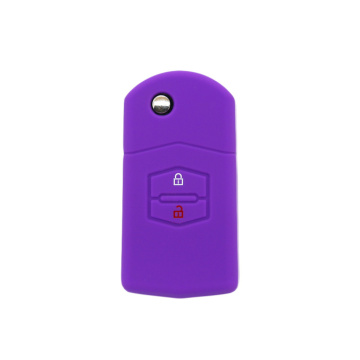 Mazda smart silicon car key Case