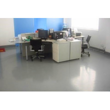 Epoxy thin coating floor paint for office