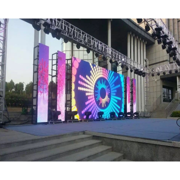 500*1000 Outdoor Rental  P4.81 Led Display