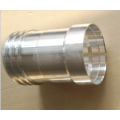 Aluminum CNC Turning Housing  LED Flashlight Parts