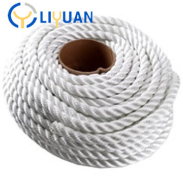 High strength 3 strand nylon rope