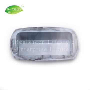 Non-Stick Marble Grain Design Silicone Loaf Pan