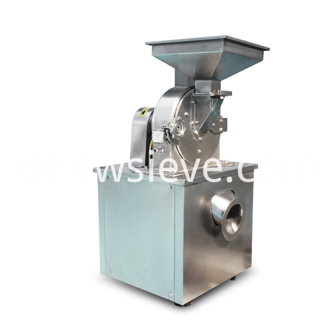 Universal Crusher Machine