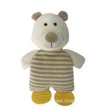 Lovely Teether Bear Toy