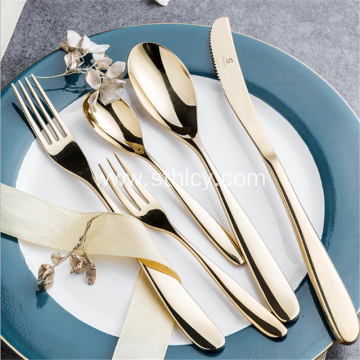 Stainless Steel European Western Tableware Cutlery