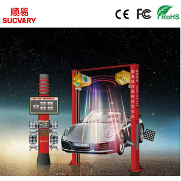 Sucvary 5D Wheel Alignment Machine Supply