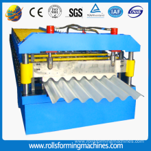 Good Quality for Glazed Tile Roll Forming Machine, Double Layer Roll Forming Machine Exporters Color Panel Corrugated Roof Sheet Making Machine supply to Rwanda Manufacturers