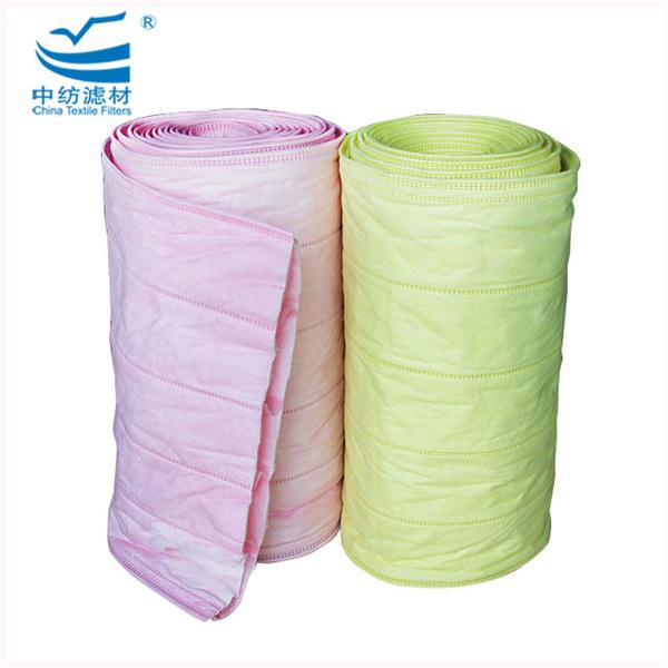 Polyester Synthetic F7 Air Filter