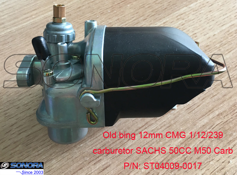 Old bing 12mm CMG 1/12/239 Carburetor SACHS 50CC M50 Carb