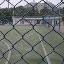 High Quality Woven Diamond Wire Mesh Fence