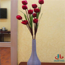 Artificial Colorful Tulip Potted Plant