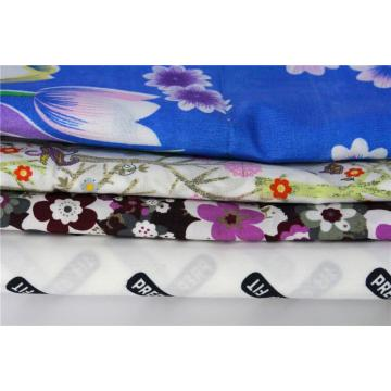 Good quality polyester cotton fabric printed fabric