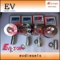 HINO J05E rebuild overhaul kit gasket bearing piston