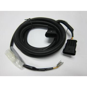 Fast Delivery for Universal Fog Light Wiring Harness Connector cable wire harness export to Guyana Manufacturers