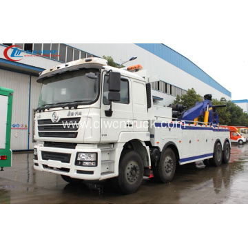 2019 New SHACMAN 80tons Heavy Towing Service Vehicles