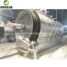 Vacuum Distillation of Crude Oil Filter Machine