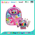 MY LITTLE PONY license backpack with stationery