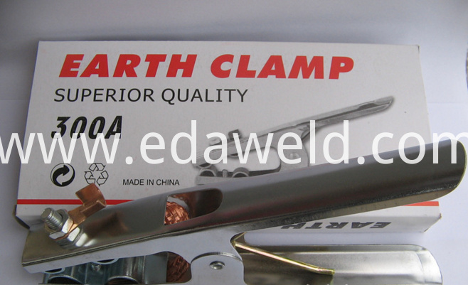 American 300A Earth Clamp