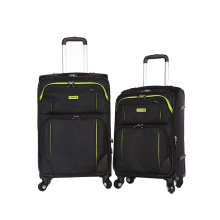 Big capacity spinner wheels custom travelling luggage