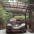 SunShade Roof Shelter System Car Parking Shed