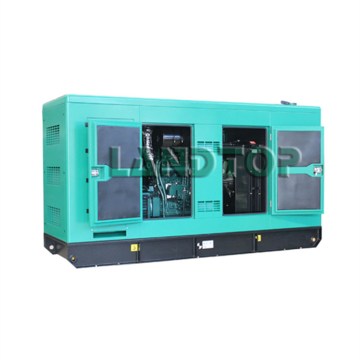 Deutz 80kw Generator with Copy Stamford silent type