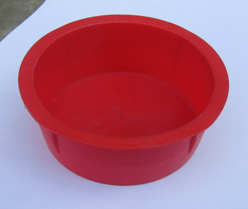 Red Plastic Caps
