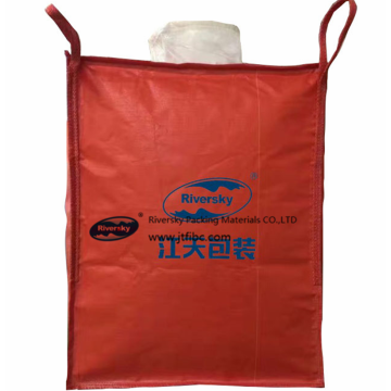 professional factory provide for Big Bag Of Sugar Jumbo bulk bags for salt | jtfibc supply to Bahrain Exporter