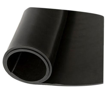 Factory Price for Rubber Sheet Neoprene rubber fabric cloth insert industrial rubber sheet export to France Factory