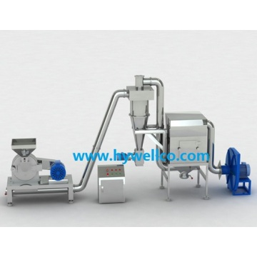 New Design Vitamin Milling Machine