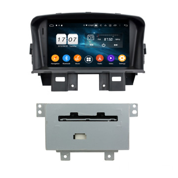 Auto DVD Player Touchscreen fir CRUZE 2008-2011