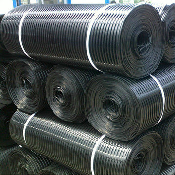 China for Polyethylene Uniaxial Geogrid HDPE Uniaxial Plastic Mesh Grid export to Libya Importers
