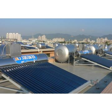 Non-pressurized solar water heater ECO SUS series