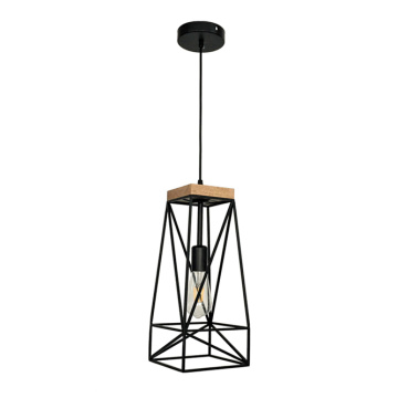 Pendant Lamps dining lamp Wood Hanging Lighting