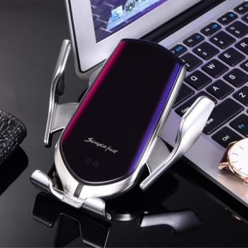Automatic Intelligent Mount  Wireless Car Charger