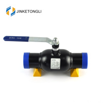 JKTL2B028 90 degree cast iron 2.5 ball valve