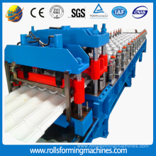 Villa Glazed Roof Tile Roll Forming Machine