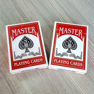 Custom high quality paper logo playing card game