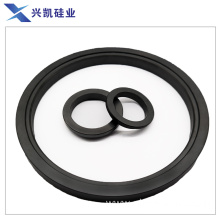 High performance seal rings in various materials